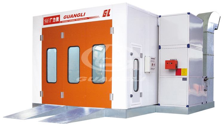 GL2-CE Car Spray Booth with Competitive Price