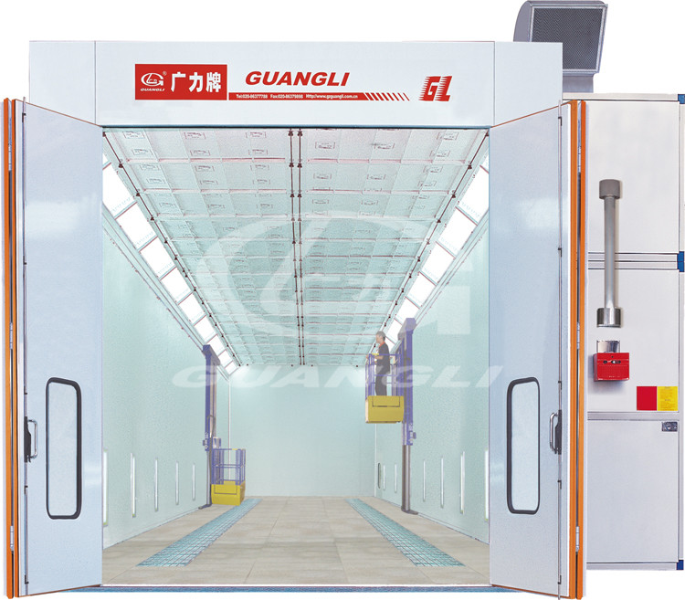 Truck/Bus Spray Booth