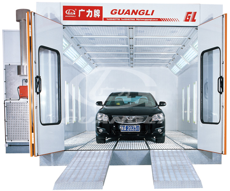 Car Body Repair Equipment Auto Spray Booth Dry Oven