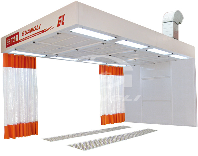 High Quality Car Movable Preparation Station/Sanding Room