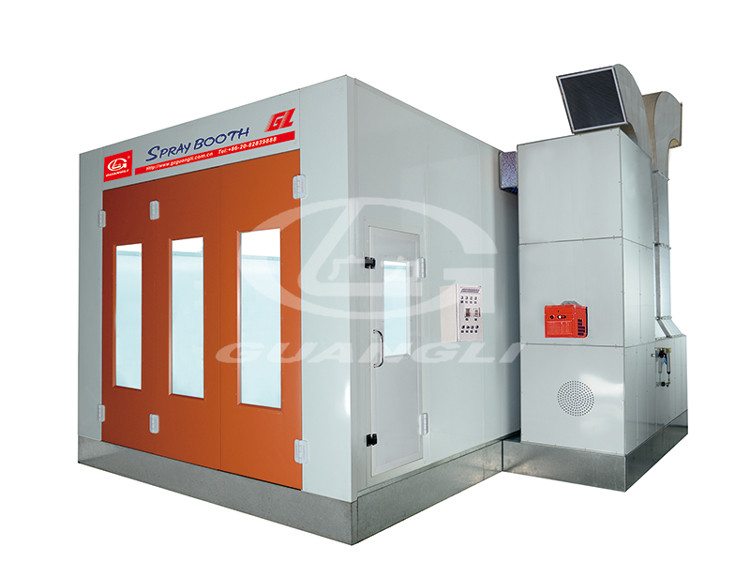Vehicle Spray Booth Booth