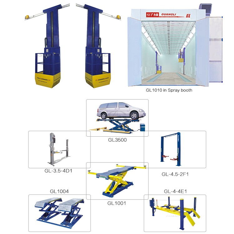Car lifts automobile lifts