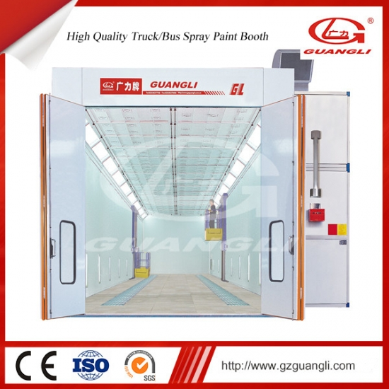 Bus Spray Paint Booths Truck Paint Booths Large Vehicle