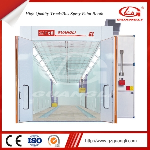 Reliable Truck/Bus Spray Paint Booth Room