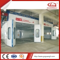 GL-L4 High Quality Auto Body Works Painting Line for Car Service