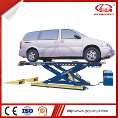Scissor Lift have secondary scissor lift