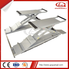 Small Car Scissor Lift   very light