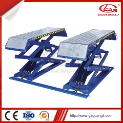 Thin Scissor Lift