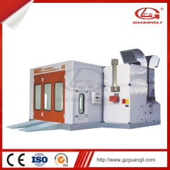 High Quality Water Soluble Car Spray Paint Booth