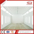 GL7-CE Guangli Manufacturer Supply High Quality Water Soluble Car Spray Paint Booth