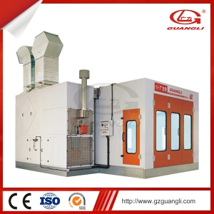 CE Car Body Repair Equipment Auto Spray Booth Dry Oven