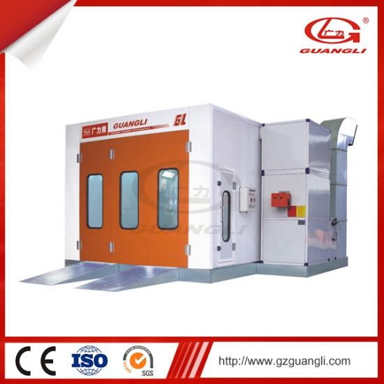 Gl1000 a1 factory supply cheap car spray paint booth with factory price Spray paint cheap