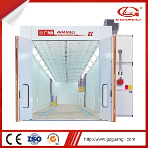 Truck Spray Booth Painting Booth Bus Cabinet