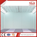 New Design High Standard Spray Paint Booth GL-C1