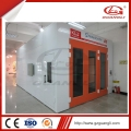 GL series automotive car spray booth oven
