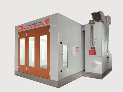 Downdraft Spray Booth Paint Booth