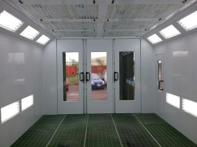 spray cabin for car repair
