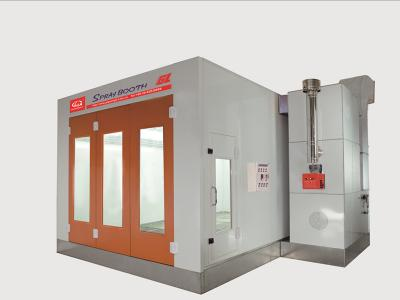 Vehicle Spray Booth