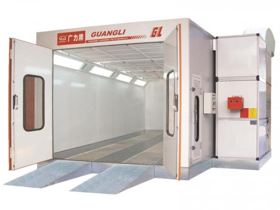Factory Supply Spray Paint Booth
