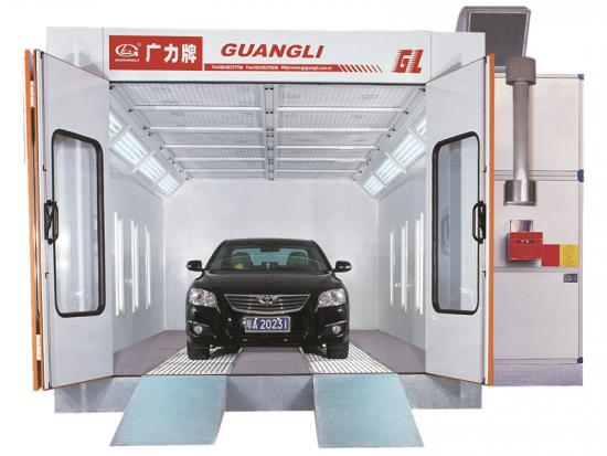 Hot Sell Durable Car Spray Paint Booth