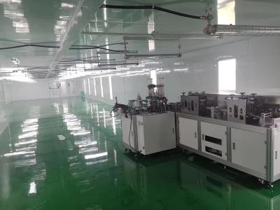 Dust-Free Cleanroom