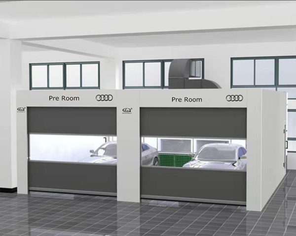 How to Make Buying a Paint Booth Easier