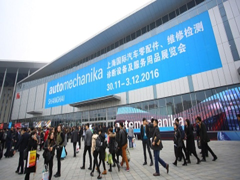 Automechanika Shanghai Asia's largest fair for automotive parts
